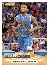 Morris Peterson (New Orleans Hornets)