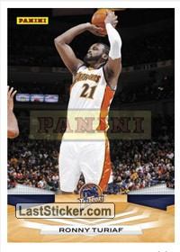 Ronny Turiaf (Golden State Warriors)