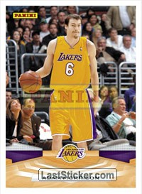Adam Morrison (Los Angeles Lakers)