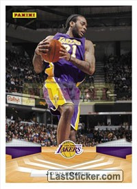 Josh Powell (Los Angeles Lakers)