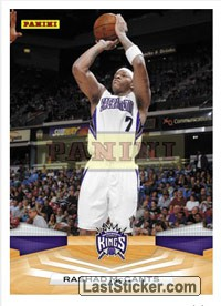 Rashad McCants (Sacramento Kings)