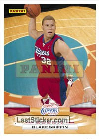 Blake Griffin (Los Angeles Clippers) (Rookie)