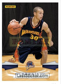 Stephen Curry (Golden State Warriors) (Rookie)