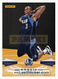 Rodrigue Beaubois (Dallas Mavericks) (Rookie)