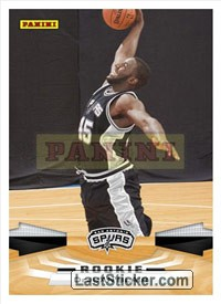 DeJuan Blair (San Antonio Spurs) (Rookie)