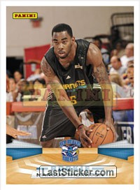 Marcus Thornton (New Orleans Hornets) (Rookie)