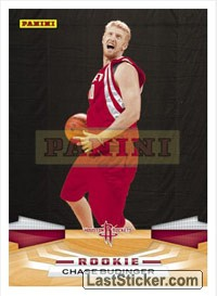 Chase Budinger (Houston Rockets) (Rookie)