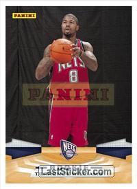 Terrence Williams (New Jersey Nets) (Rookie)