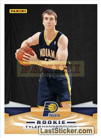 Tyler Hansbrough (Indiana Pacers) (Rookie)