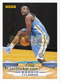 Ty Lawson (Denver Nuggets) (Rookie)
