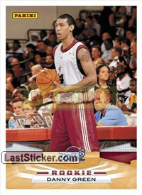 Daniel Green (Cleveland Cavaliers) (Rookie)