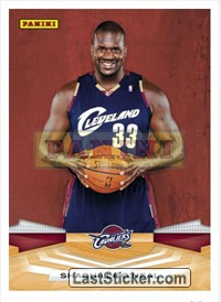 Shaquille O'Neal (Cleveland Cavaliers)