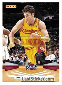 Wally Szczerbiak (Cleveland Cavaliers)