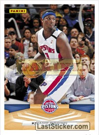 Kwame Brown (Detroit Pistons)