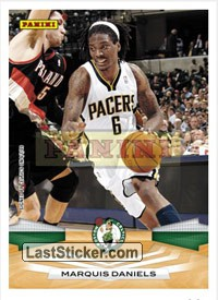 Marquis Daniels (Indiana Pacers)