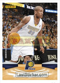 Dahntay Jones (Indiana Pacers)