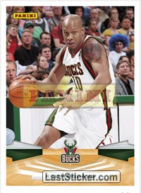 Keith Bogans (Milwaukee Bucks)