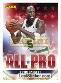 Kevin Garnett (Boston Celtics) (All-Pro Team)
