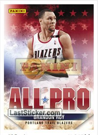 Brandon Roy (Portland Trail Blazers) (All-Pro Team)