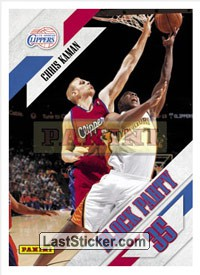 Chris Kaman (Los Angeles Clippers) (Block Party)