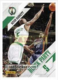 Kevin Garnett (Boston Celtics) (Block Party)