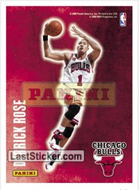 Derrick Rose (Chicago Bulls) (Decals)