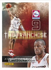 Andre Iguodala (Philadelphia 76ers) (The Franchise)