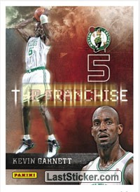 Kevin Garnett (Boston Celtics) (The Franchise)