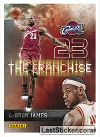LeBron James (Cleveland Cavaliers) (The Franchise)