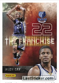 Rudy Gay (Memphis Grizzlies) (The Franchise)