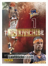 Stephen Jackson (Golden State Warriors) (The Franchise)