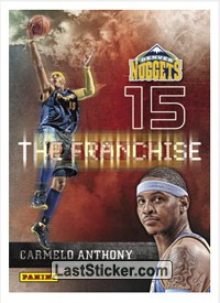 Carmelo Anthony (Denver Nuggets) (The Franchise)