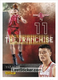 Yao Ming (Houston Rockets) (The Franchise)