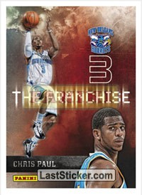 Chris Paul (New Orleans Hornets) (The Franchise)
