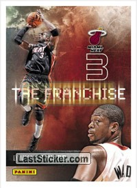 Dwyane Wade (Miami Heat) (The Franchise)