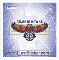 Atlanta Hawks (GID Stickers)