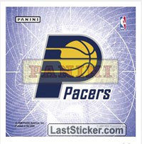 Indiana Pacers (GID Stickers)