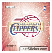 Los Angeles Clippers (GID Stickers)