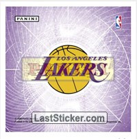 Los Angeles Lakers (GID Stickers)