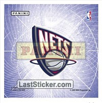 New Jersey Nets (GID Stickers)