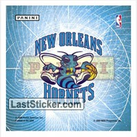 New Orleans Hornets (GID Stickers)