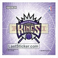 Sacramento Kings (GID Stickers)