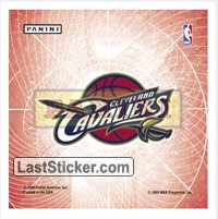 Cleveland Cavaliers (GID Stickers)