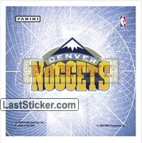 Denver Nuggets (GID Stickers)