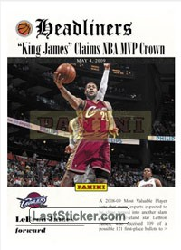 LeBron James (Cleveland Cavaliers) (Headliners)