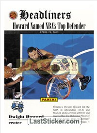 Dwight Howard (Orlando Magic) (Headliners)