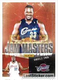 Shaquille O'Neal (Cleveland Cavaliers) (Jam Masters)