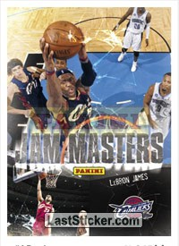 LeBron James (Cleveland Cavaliers) (Jam Masters)