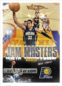 Danny Granger (Indiana Pacers) (Jam Masters)