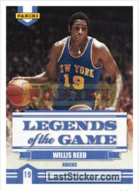 Willis Reed (New York Knicks) (Legends of the Game)